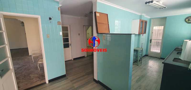 COZINHA, COPA COZINHA  - Casa 3 quartos à venda Vila Isabel, Rio de Janeiro - R$ 1.500.000 - TJCA30069 - 5