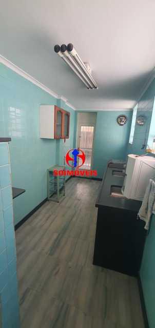 COZINHA - Casa 3 quartos à venda Vila Isabel, Rio de Janeiro - R$ 1.500.000 - TJCA30069 - 6