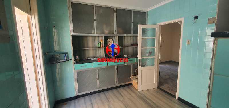 COZINHA - Casa 3 quartos à venda Vila Isabel, Rio de Janeiro - R$ 1.500.000 - TJCA30069 - 7