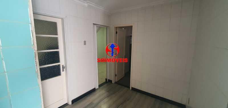 COPA COZINHA E AREA DE SERVIÇO - Casa 3 quartos à venda Vila Isabel, Rio de Janeiro - R$ 1.500.000 - TJCA30069 - 9