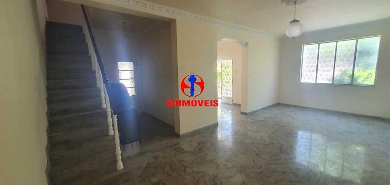 SALA PRINCIPAL - Casa 3 quartos à venda Vila Isabel, Rio de Janeiro - R$ 1.500.000 - TJCA30069 - 3