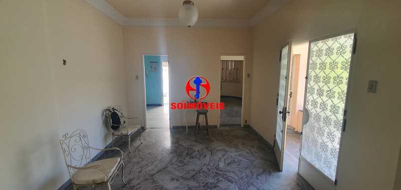 SALA ENTRADA - Casa 3 quartos à venda Vila Isabel, Rio de Janeiro - R$ 1.500.000 - TJCA30069 - 1