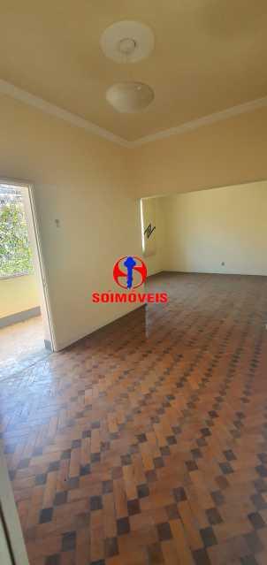QUARTO 1 COM ACESSO A VARANDA - Casa 3 quartos à venda Vila Isabel, Rio de Janeiro - R$ 1.500.000 - TJCA30069 - 12