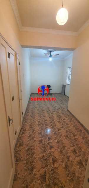 QUARTO 2 - Casa 3 quartos à venda Vila Isabel, Rio de Janeiro - R$ 1.500.000 - TJCA30069 - 14