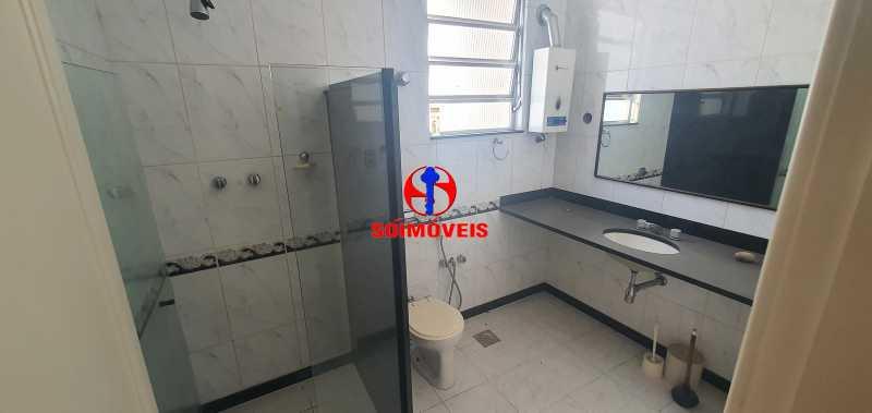 BANHEIRO 2º ANDAR - Casa 3 quartos à venda Vila Isabel, Rio de Janeiro - R$ 1.500.000 - TJCA30069 - 16