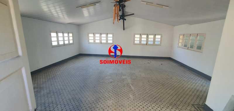 SALÃO - Casa 3 quartos à venda Vila Isabel, Rio de Janeiro - R$ 1.500.000 - TJCA30069 - 18