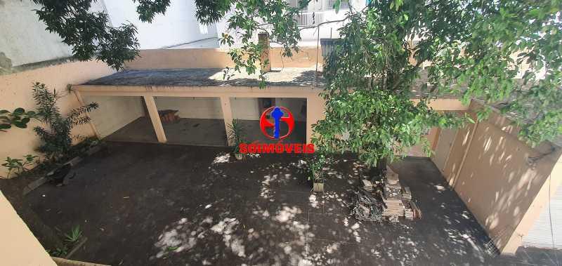 QUINTAL - Casa 3 quartos à venda Vila Isabel, Rio de Janeiro - R$ 1.500.000 - TJCA30069 - 20