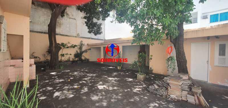 QUINTAL - Casa 3 quartos à venda Vila Isabel, Rio de Janeiro - R$ 1.500.000 - TJCA30069 - 22
