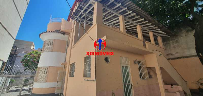 QUINTAL - Casa 3 quartos à venda Vila Isabel, Rio de Janeiro - R$ 1.500.000 - TJCA30069 - 23