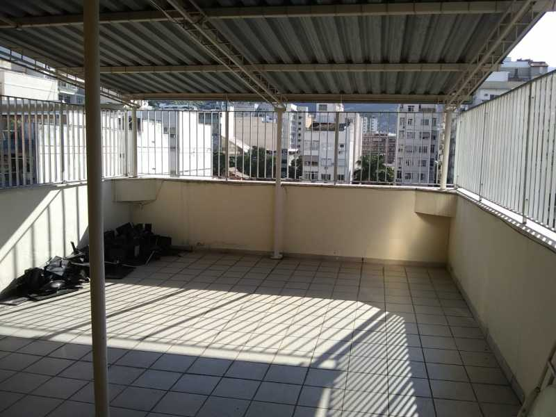 SALÃO DE FESTAS 01 - Apartamento 1 quarto à venda Andaraí, Rio de Janeiro - R$ 305.000 - TJAP10287 - 29