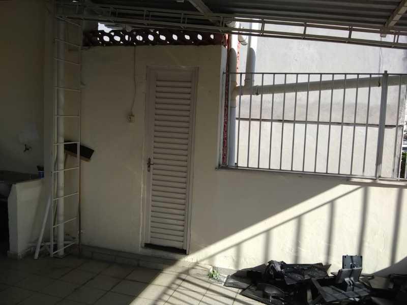 SALÃO DE FESTAS 03 - Apartamento 1 quarto à venda Andaraí, Rio de Janeiro - R$ 305.000 - TJAP10287 - 27