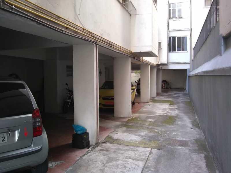 GARRAGEM - Apartamento 1 quarto à venda Andaraí, Rio de Janeiro - R$ 305.000 - TJAP10287 - 26