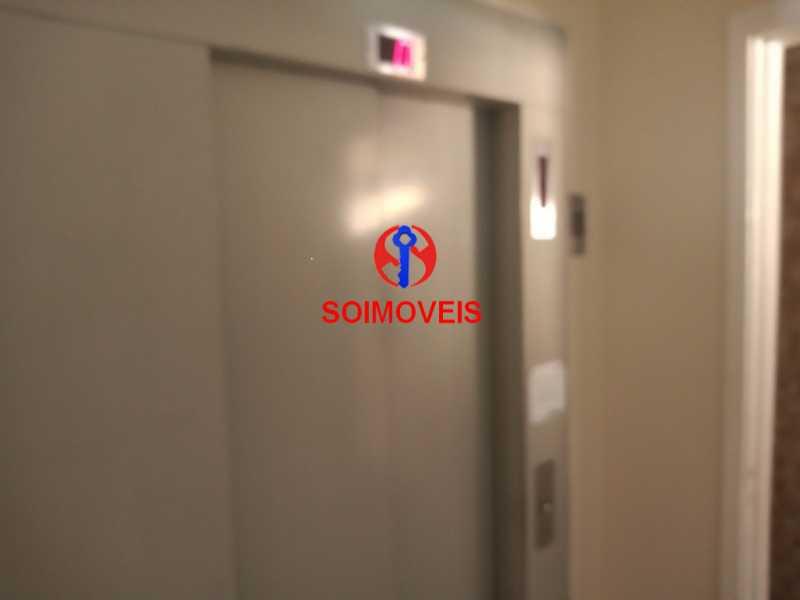 elev - Apartamento 2 quartos à venda Sampaio, Rio de Janeiro - R$ 225.000 - TJAP21283 - 5