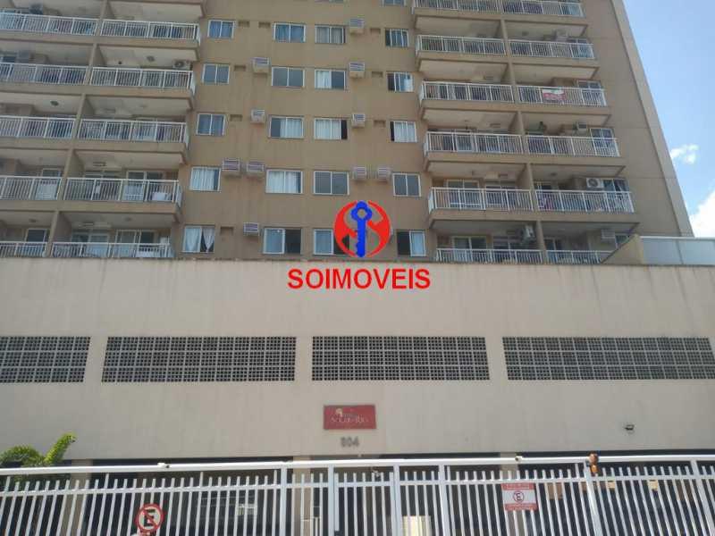 fac - Apartamento 2 quartos à venda Sampaio, Rio de Janeiro - R$ 225.000 - TJAP21283 - 1