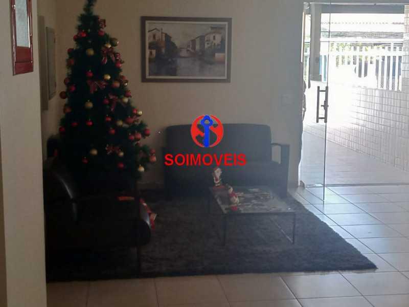 port - Apartamento 2 quartos à venda Sampaio, Rio de Janeiro - R$ 225.000 - TJAP21283 - 4