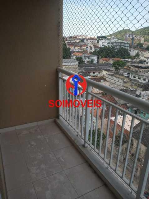 var - Apartamento 2 quartos à venda Sampaio, Rio de Janeiro - R$ 225.000 - TJAP21283 - 7