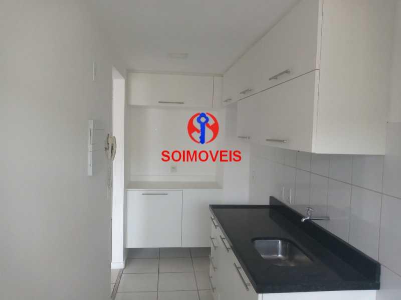 cz - Apartamento 2 quartos à venda Sampaio, Rio de Janeiro - R$ 225.000 - TJAP21283 - 21