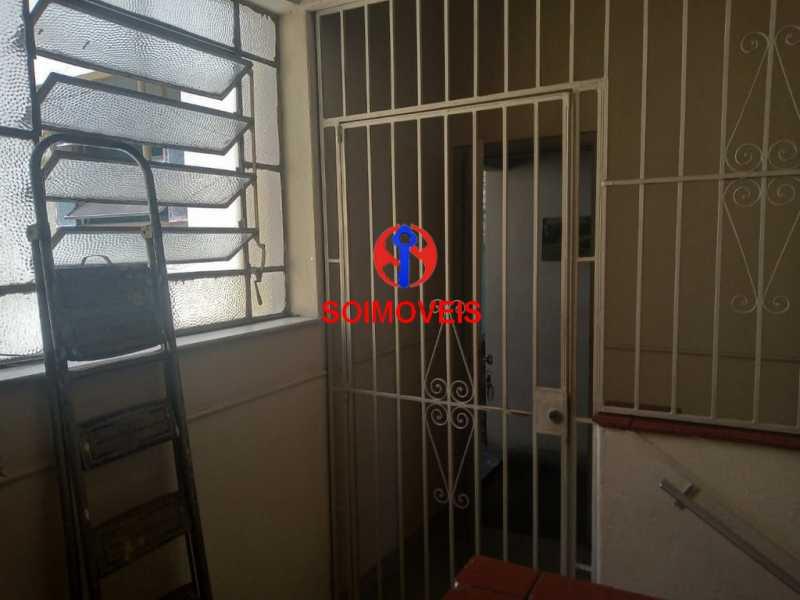 ar - Apartamento 2 quartos à venda São Cristóvão, Rio de Janeiro - R$ 298.000 - TJAP21288 - 14