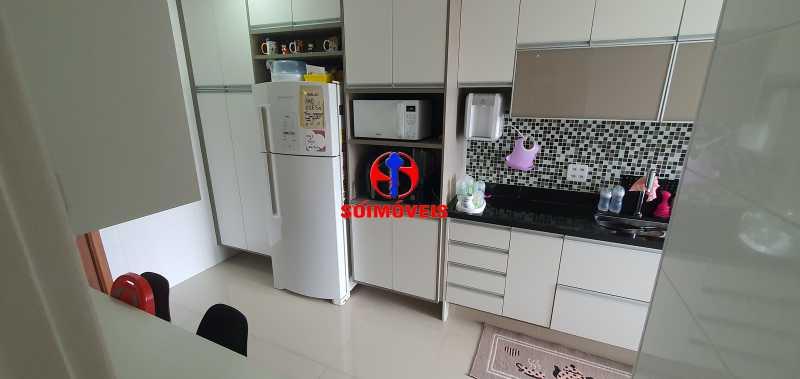 COZINHA - Apartamento 1 quarto à venda Vila Isabel, Rio de Janeiro - R$ 390.000 - TJAP10288 - 7