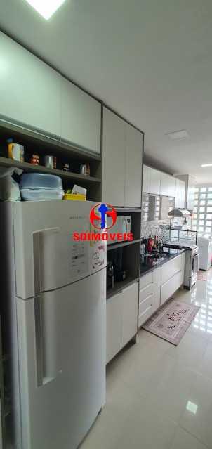 COZINHA - Apartamento 1 quarto à venda Vila Isabel, Rio de Janeiro - R$ 390.000 - TJAP10288 - 8