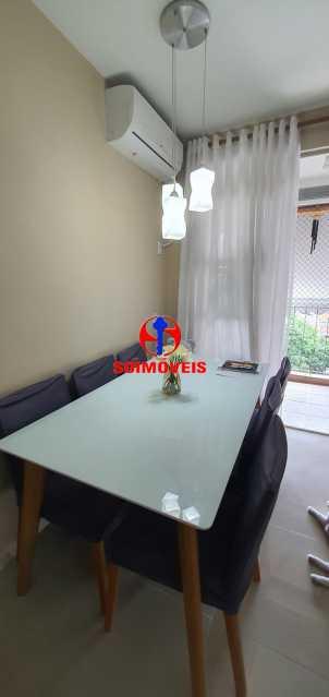 SALA - Apartamento 1 quarto à venda Vila Isabel, Rio de Janeiro - R$ 390.000 - TJAP10288 - 3