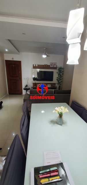 SALA - Apartamento 1 quarto à venda Vila Isabel, Rio de Janeiro - R$ 390.000 - TJAP10288 - 5