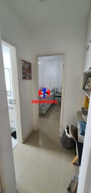 SUÍTE  - Apartamento 1 quarto à venda Vila Isabel, Rio de Janeiro - R$ 390.000 - TJAP10288 - 13