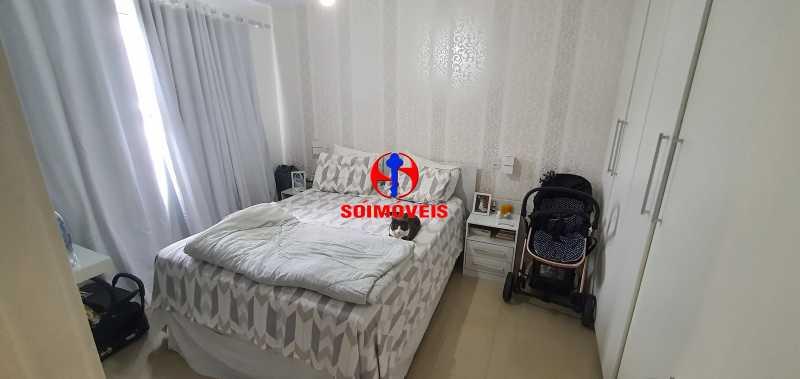 SUÍTE  - Apartamento 1 quarto à venda Vila Isabel, Rio de Janeiro - R$ 390.000 - TJAP10288 - 14