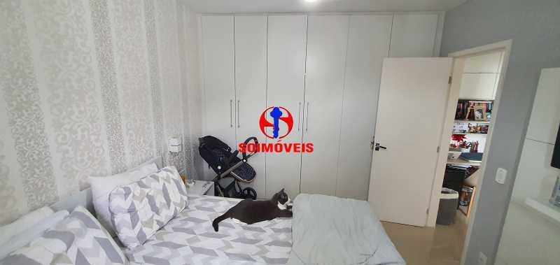 SUÍTE  - Apartamento 1 quarto à venda Vila Isabel, Rio de Janeiro - R$ 390.000 - TJAP10288 - 15