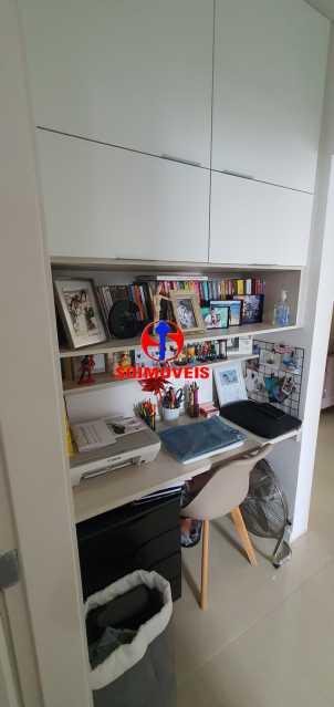 SUÍTE ESCRITÓRIO - Apartamento 1 quarto à venda Vila Isabel, Rio de Janeiro - R$ 390.000 - TJAP10288 - 16