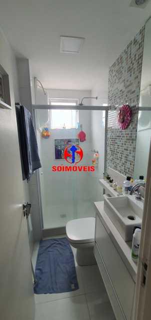SUÍTE  - Apartamento 1 quarto à venda Vila Isabel, Rio de Janeiro - R$ 390.000 - TJAP10288 - 17
