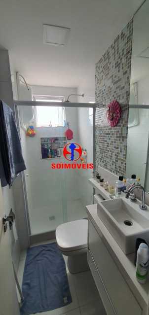 SUÍTE  - Apartamento 1 quarto à venda Vila Isabel, Rio de Janeiro - R$ 390.000 - TJAP10288 - 18