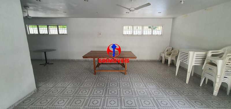 SALÃO DE FESTAS - Apartamento 1 quarto à venda Vila Isabel, Rio de Janeiro - R$ 390.000 - TJAP10288 - 22