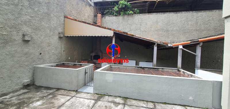 CHURRASQUEIRA - Apartamento 1 quarto à venda Vila Isabel, Rio de Janeiro - R$ 390.000 - TJAP10288 - 23