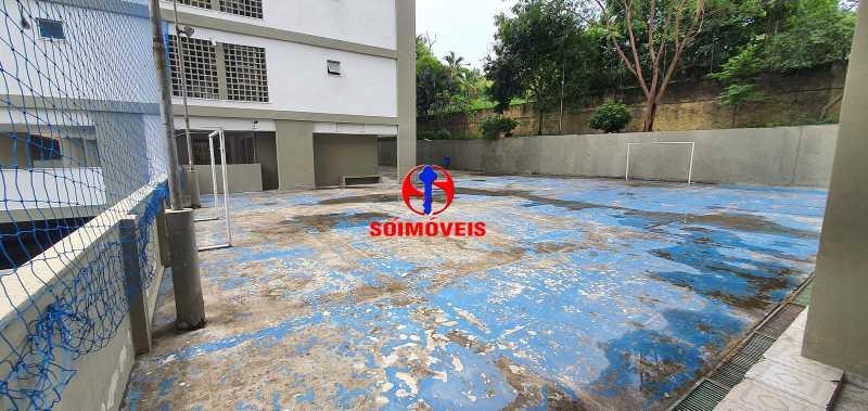 QUADRA - Apartamento 1 quarto à venda Vila Isabel, Rio de Janeiro - R$ 390.000 - TJAP10288 - 24