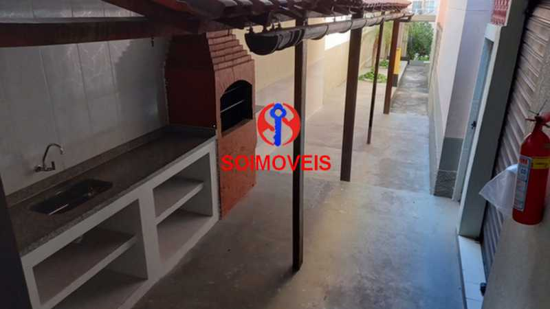 churr - Apartamento 2 quartos à venda Engenho Novo, Rio de Janeiro - R$ 230.000 - TJAP21292 - 11