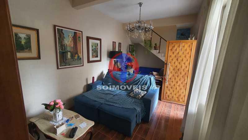 SALA - Casa de Vila 3 quartos à venda Vila Isabel, Rio de Janeiro - R$ 700.000 - TJCV30072 - 4