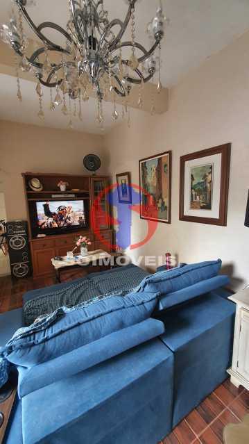 SALA - Casa de Vila 3 quartos à venda Vila Isabel, Rio de Janeiro - R$ 700.000 - TJCV30072 - 5