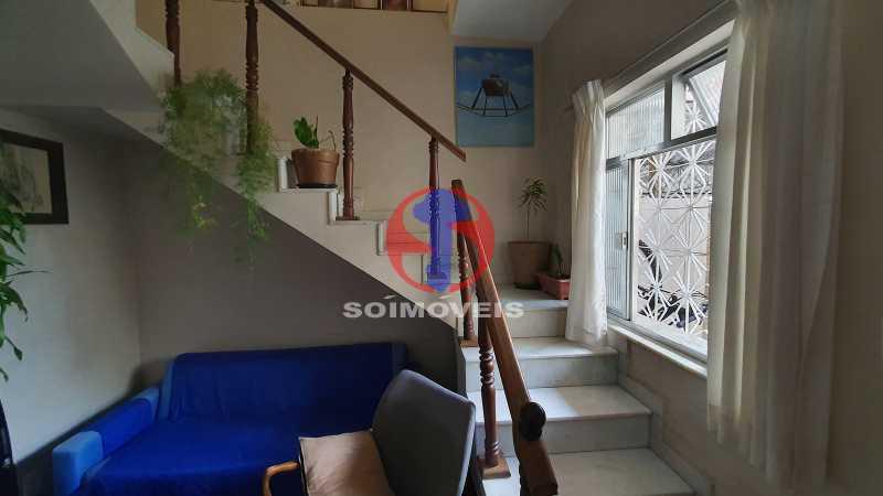 ACESSO 2º ANDAR - Casa de Vila 3 quartos à venda Vila Isabel, Rio de Janeiro - R$ 700.000 - TJCV30072 - 16