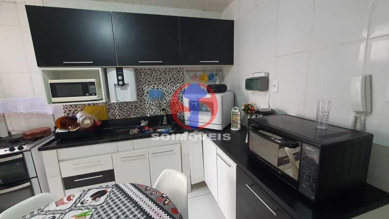 COZINHA - Casa de Vila 3 quartos à venda Vila Isabel, Rio de Janeiro - R$ 700.000 - TJCV30072 - 7