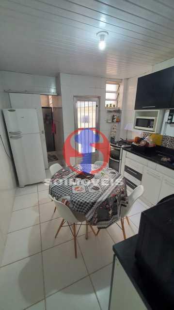 COZINHA - Casa de Vila 3 quartos à venda Vila Isabel, Rio de Janeiro - R$ 700.000 - TJCV30072 - 8