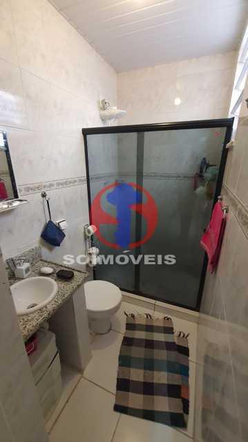 BANHEIRO SOCIAL - Casa de Vila 3 quartos à venda Vila Isabel, Rio de Janeiro - R$ 700.000 - TJCV30072 - 11