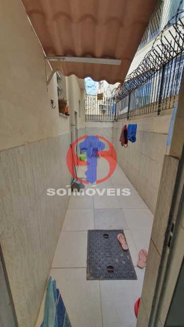 ÁREA DE SERVIÇO - Casa de Vila 3 quartos à venda Vila Isabel, Rio de Janeiro - R$ 700.000 - TJCV30072 - 12
