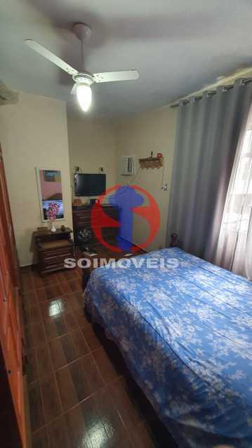 QUARTO 1 - Casa de Vila 3 quartos à venda Vila Isabel, Rio de Janeiro - R$ 700.000 - TJCV30072 - 17