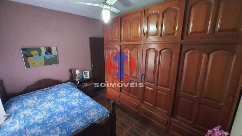 QUARTO 1 - Casa de Vila 3 quartos à venda Vila Isabel, Rio de Janeiro - R$ 700.000 - TJCV30072 - 18