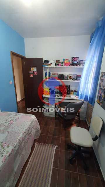 QUARTO 2 - Casa de Vila 3 quartos à venda Vila Isabel, Rio de Janeiro - R$ 700.000 - TJCV30072 - 21