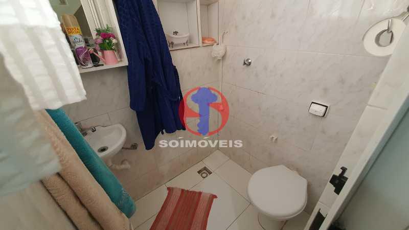 BANHEIRO 2º ANDAR - Casa de Vila 3 quartos à venda Vila Isabel, Rio de Janeiro - R$ 700.000 - TJCV30072 - 26