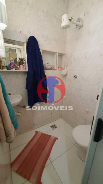 BANHEIRO 2º ANDAR - Casa de Vila 3 quartos à venda Vila Isabel, Rio de Janeiro - R$ 700.000 - TJCV30072 - 27