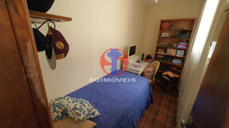 QUARTO 3 - Casa de Vila 3 quartos à venda Vila Isabel, Rio de Janeiro - R$ 700.000 - TJCV30072 - 23