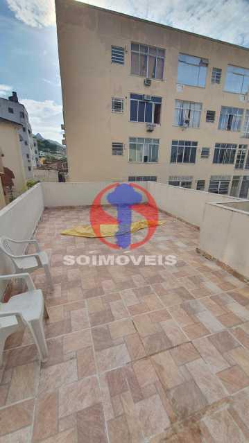 TERRAÇO LIVRE - Casa de Vila 3 quartos à venda Vila Isabel, Rio de Janeiro - R$ 700.000 - TJCV30072 - 28